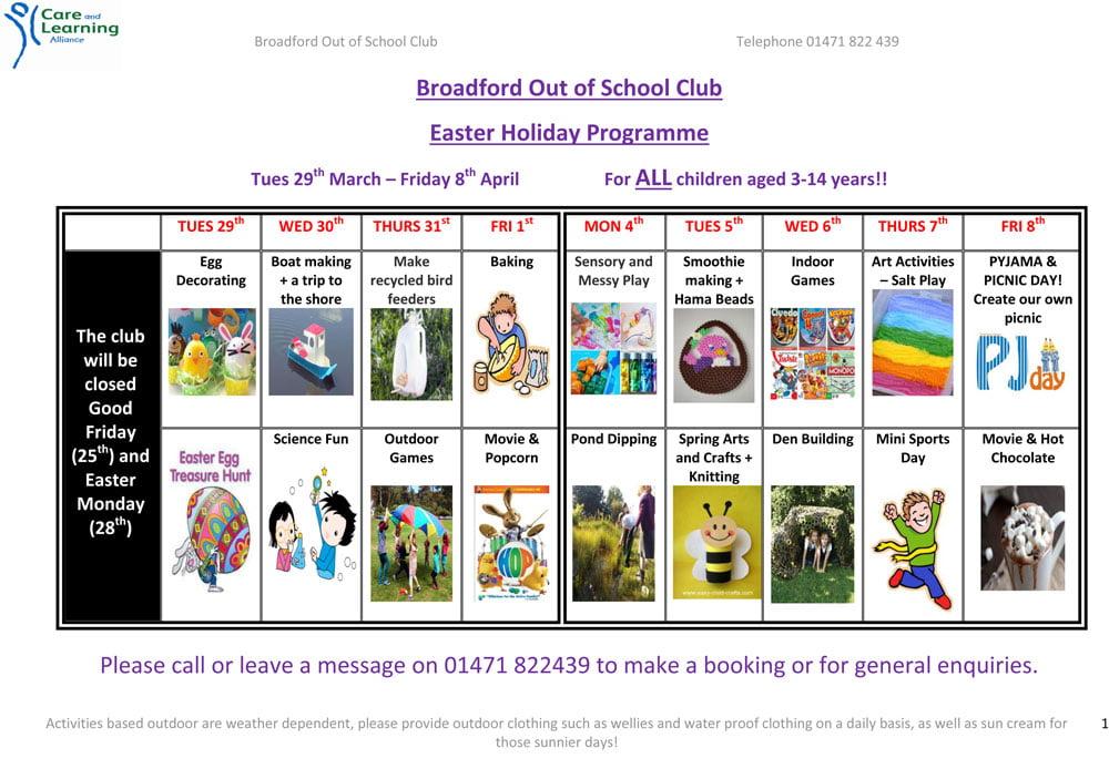 Broadford-Easter-Holiday-Programme-2016-1