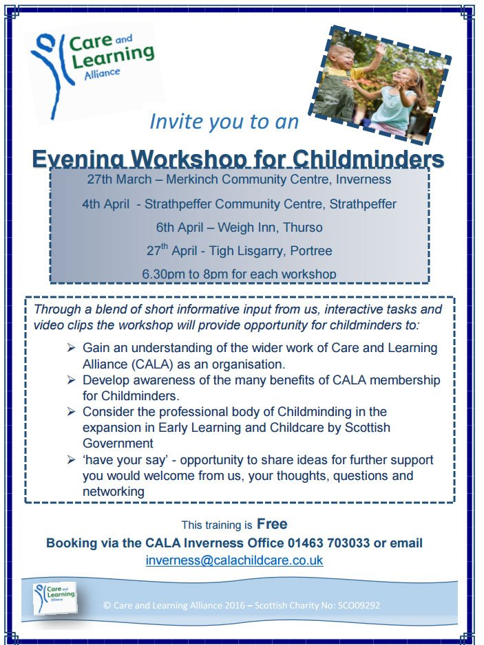 evening-workshop-for-childminders